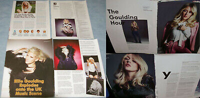 ELLIE GOULDING 28x Clippings