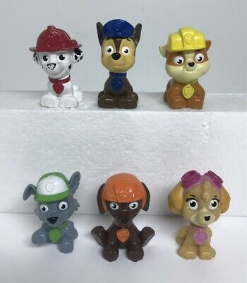 Paw Patrol Pups Mini Small Figures Lot Spin Master SML