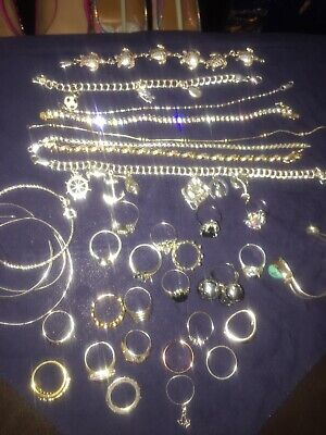 Over 15 Oz!! 925 Silver Jewelry Lot