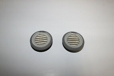 Czech Military Gas Mask Filter Inlets (Only) For M10 And M10M To Attach Filters