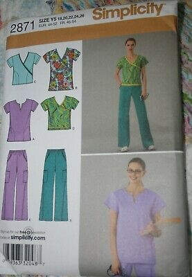 Simplicity Sewing Patterns  8753 8856 ~YOU CHOOSE~ NEW 8841
