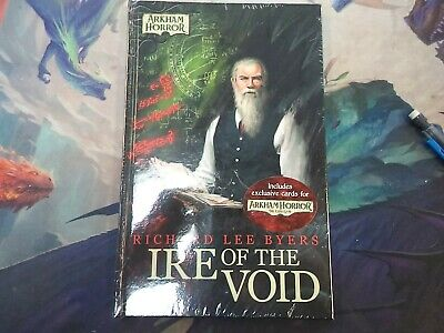 OVP Factory Sealed Arkham Horror Promo/'s The Dirge of Reason NEW
