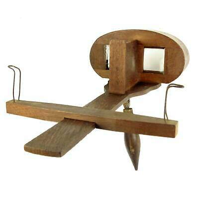 Holmes Style Stereoscope Antique 3D Photo Viewer