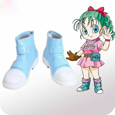 Nekocos Dragon Ball Chichi Cosplay Shoes Boots Customized