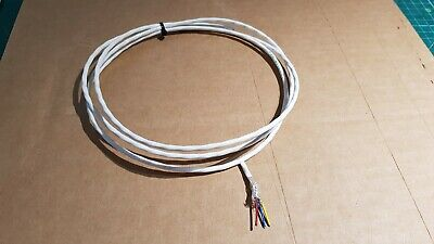 30m Various Lengths Avail 1 Pair Belden Equiv 9463 LSF Shielded Cable Wire 1m