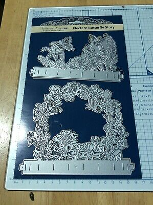 Craft Cutting Die Set 442670 /&  Alphabet // Numbers Tattered Lace BUNTING 2018