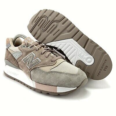 New Balance W998AWA Pastel Pink Brand New Made In USA Women Size 6,7.5,8.5,9.5