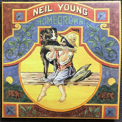 NEIL YOUNG - Homegrown (Stores Indie Exc. lim. ed.) (RSD 2020 ...