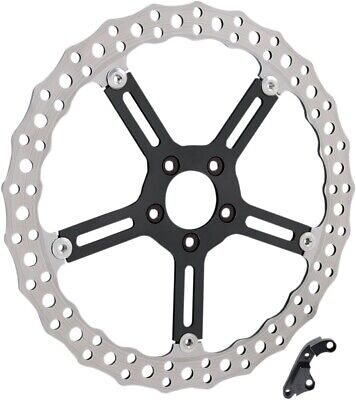 """Rear Brake 304mm Disc to Hub Mounting Bell Group 4 Fully Floating 12 Boltx7/"""" PCD"""