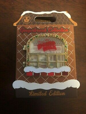 NEW Walt Disney World - Gingerbread House 2019 - Boardwalk Resort LE2000