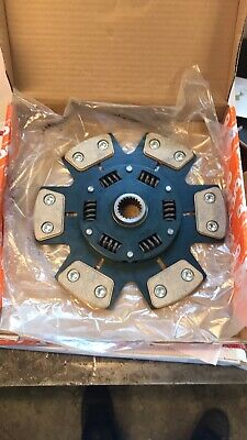 Paddle Uprated Clutch Disc -For Toyota Supra Soarer Chaser 1JZ-GTE R154