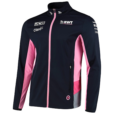 Racing Point F1 Men's Team Softshell Jacket  - 2020