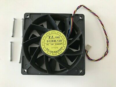 BITMAIN ANTMINER FAN   Tested and fully working   USED   Ventilador