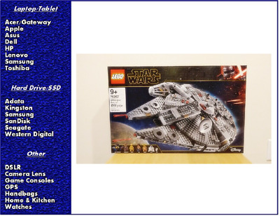 Lego Star Wars The Rise Of Skywalker Millennium Falcon 75257 For Sale Picclick
