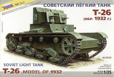 ICM 1//35 Soviet Army T-34//76 Tanks Boarding Infantry 4 Body with a Plastic Model 35368
