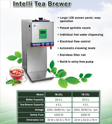 Freser TB-20L Tea Brewer