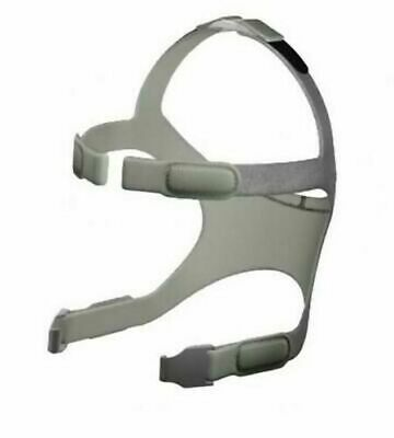 Fisher & Paykel Simplus Full Face Mask Replacement Headgear with Clips, Size M/L