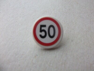 Choose Color /& Quantity Lego Road Sign Clip-on 2 x 2 Round 30261
