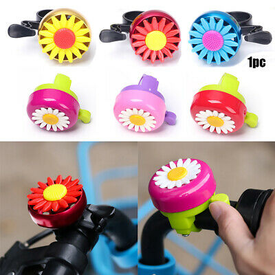 Black Red Urchin Boys BICYCLE BIKE CYCLE BELL WITH FITTINGS New Girls Kids