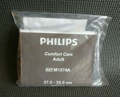 Philips M1574A Comfort Care Adult Cuff 27-35cm NEW & SEALED