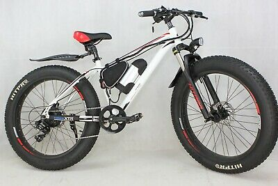 "PEDALEASE 20"" WHEEL Fat Bike MTB Snow Beach front suspension"