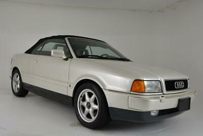 1995 Audi Cabriolet V6 Cabriolet 1995 Audi 90 Cabriolet AMAZING CONDITION LOW MILES, COLLECTOR QUALITY ,STUNNING