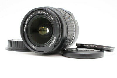【 MINT 】CANON EF-S 18-55mm F3.5-5.6 IS STM Zoom Lens For EOS DSLR From JAPAN