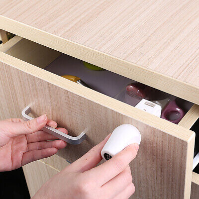 Protection Cupboard Home Invisible Magnetic Safety Lock Portable Multifunction