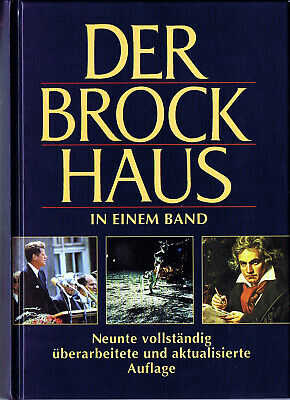 Brockhaus in one volume: Ninth completely revised and updated edition.