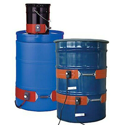 BriskHeat DHCS15 Silicone Rubber Band Drum/Pail Heaters 55 gal