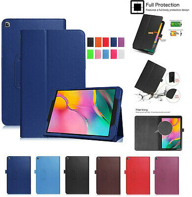 Flip Folio Leather Case Cover For Samsung Galaxy Tab A6 10.1 T510 T515 (2019)
