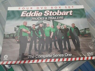 Eddie Stobart - Trucks and Trailers: The Complete Series 1 DVD (2011) cert E 4