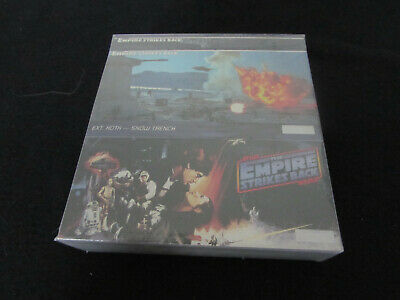 Star Wars Empire Strikes Back Widescreen Complete 144 Card Base Set 1995
