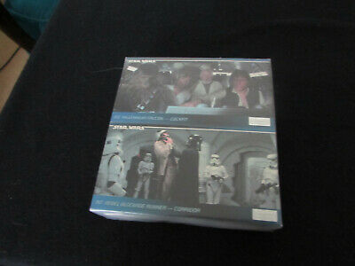 Star Wars A New Hope Widescreen Complete 120 Card Base Set 1994