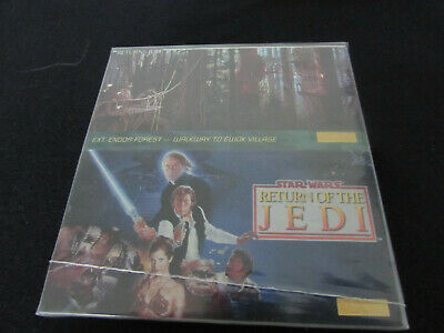 Star Wars Return Of The Jedi Widescreen Complete 144 Card Base Set 1995
