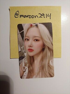 GFRIEND YERIN Photocard Song of the Sirens