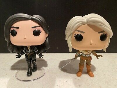 CHOOSE Funko Pop The Witcher Wild Hunt YENNEFER 152 /& CIRI 150 OOB Out of Box