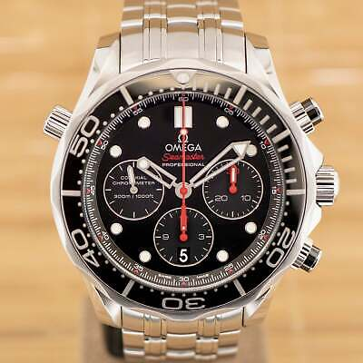 OMEGA SEAMASTER DIVER 300M Co Axial Master 42MM 18ct gold
