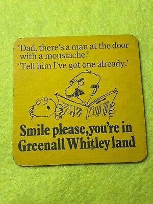 TWO SIDED THE GLENFIDDICH STORY 6 BEER MAT COASTER FF145