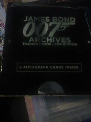 James Bond Archives 2015 You Only Live Twice Throwback Chase Card #35