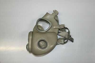 DISCOUNTED FADED Czech M10 Gas Mask Chemical Nuclear Biological