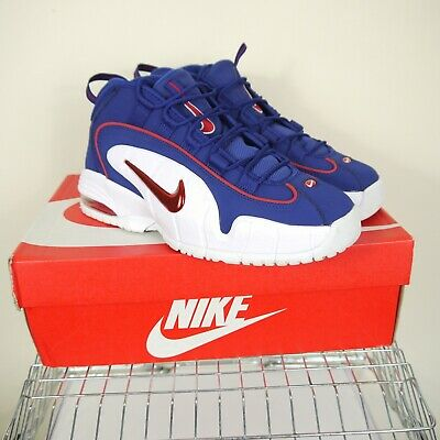 NIKE AIR MAX Penny Deep Royal BlueGym Red 685153 400