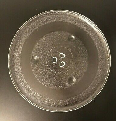 Round Plate Replacement Parts Microwave Glass Clear 16/'/' #U3285