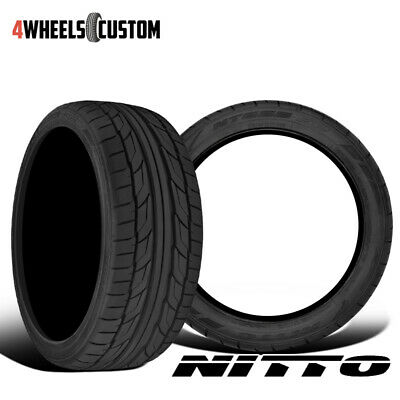 1 NEW NITTO NT555G2 PERFORMANCE TIRES 285//35//18 28535R18 2853518