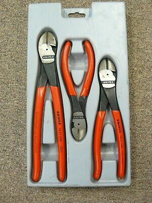 Klipex Wire Cutters Made In Germany Set Of 3
