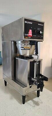 Bunn Single Professional Brewer Portable Server AWESOME!