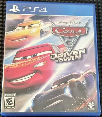 Cars 3 Driven To Win Xbox One Factory Refurbished 20 15