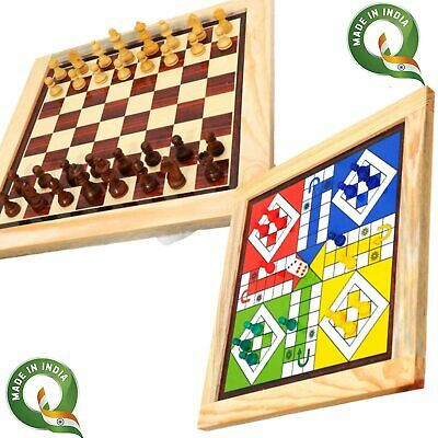 Chess and Ludo Drinking Board Games Paladone Giant Booze Games
