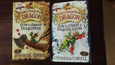 How To Train Your Dragon: Books 3 & 4  by Cressida Cowell (Paperback, 2010 ed)