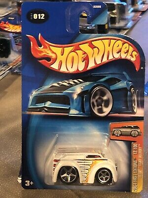 5 Spoke 2004 Hot Wheels First Edition BLINGS Dairy Delivery 12//100